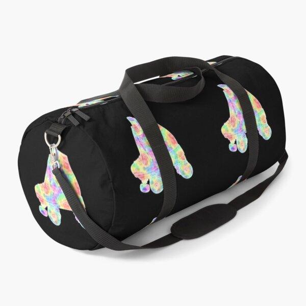 Tie Dye Roller Skate  Duffle Bag