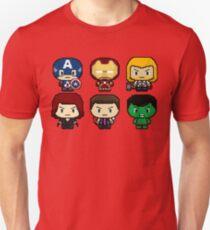 Chibits Assemble! T-Shirt
