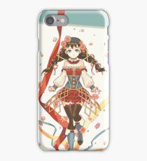 A Girl iPhone Case/Skin