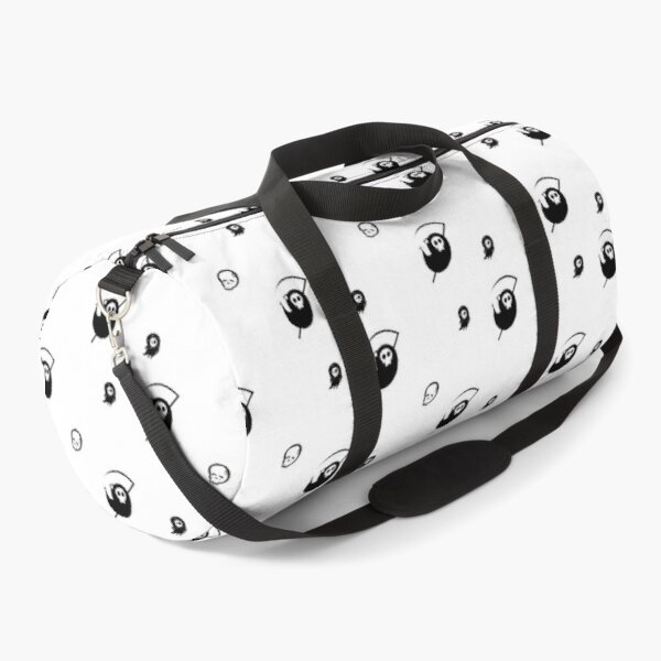 Only a little death Duffle Bag