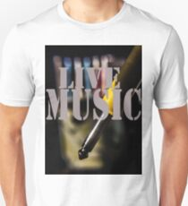 live music Unisex T-Shirt