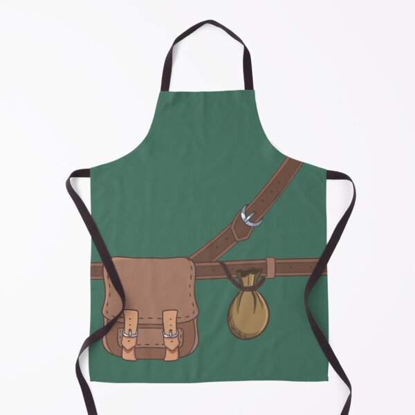 Adventurers Bag Apron