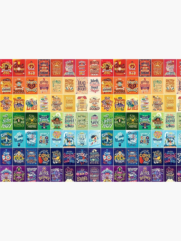 Rainbow of Posters by risarodil