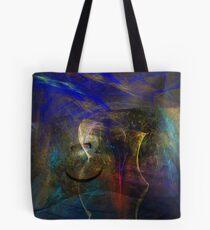 Modern expressions, abstract wallart Tote Bag
