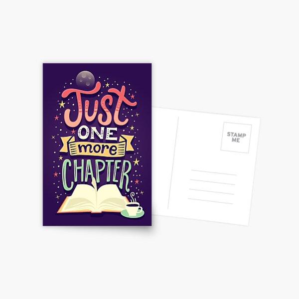 Noch ein Kapitel Postkarte