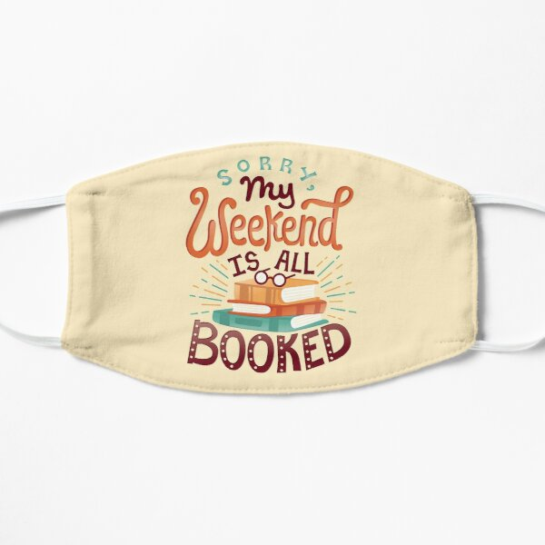 I'm booked Mask
