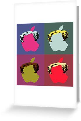 Pop Apple by Jyles Lulham