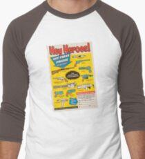 Heroes Prize Men's Baseball ¾ T-Shirt