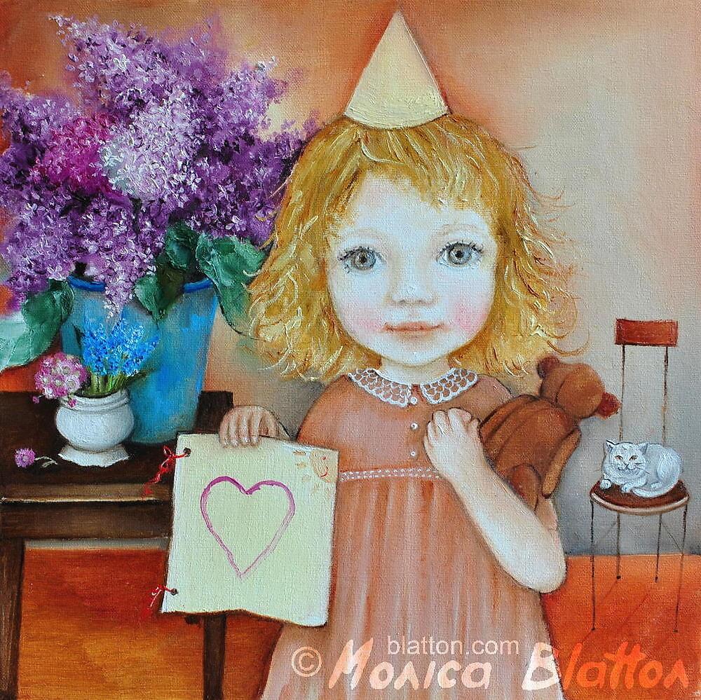 Card by Monica Blatton