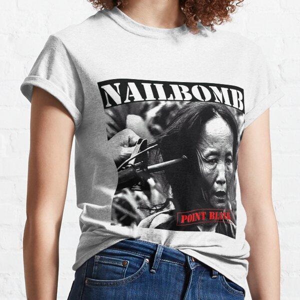 Nailbomb - Point Blank Classic T-Shirt