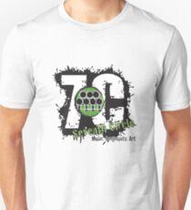 Music. Community. Art. Unisex T-Shirt