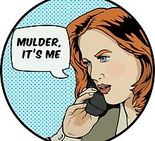 Pop Scully by Sarah  Mac