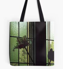 Flowers Inside and Outside! Tote Bag