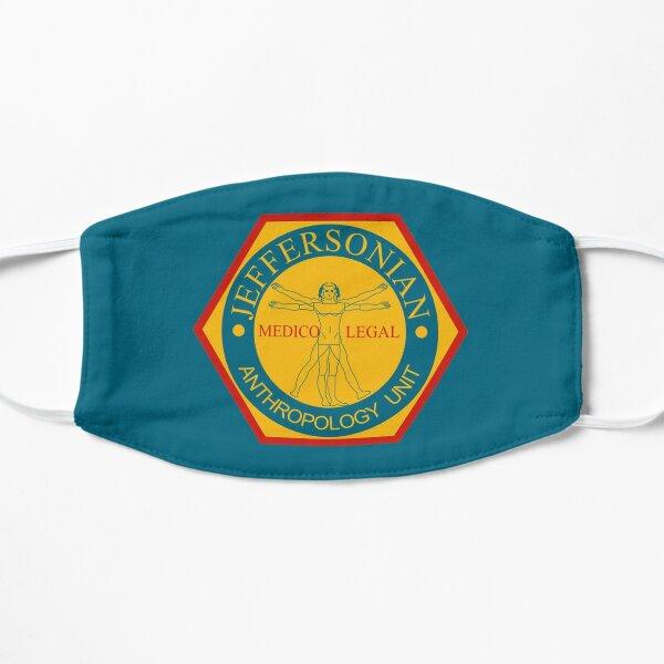 BONES - Jeffersonian Institute Logo Flat Mask