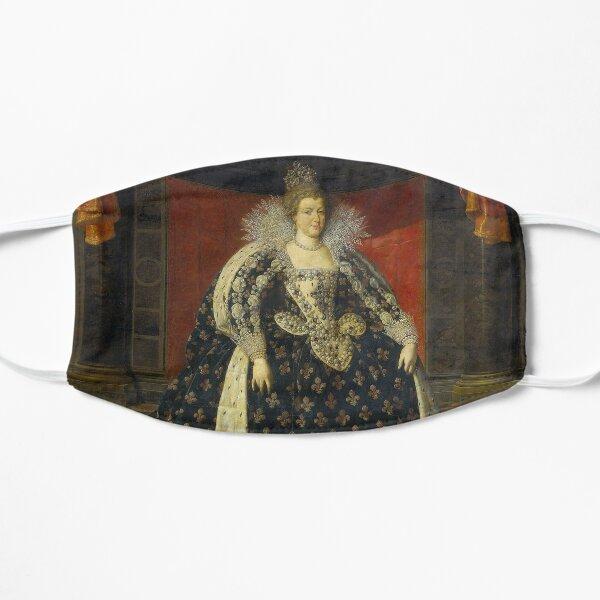 Painting Art, Frans Pourbus, Paintings Artist, Marie de' Medici Flat Mask