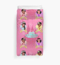 Team Princess Collection Duvet Cover