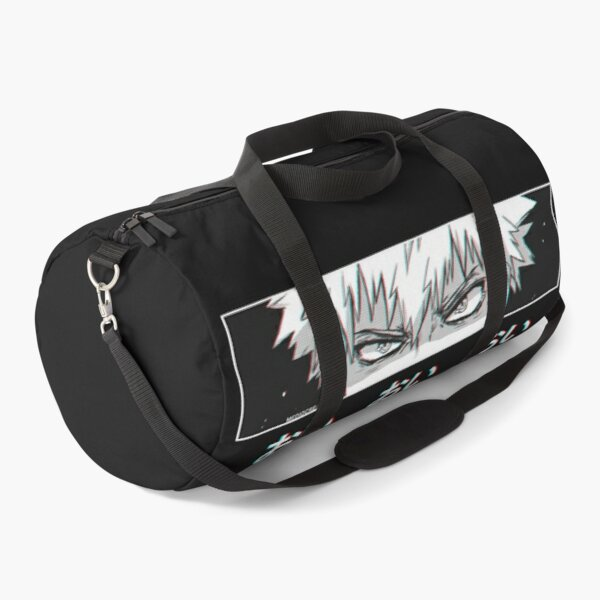 Bakugo 'Oi Oi Oi' BLACK Version Duffle Bag