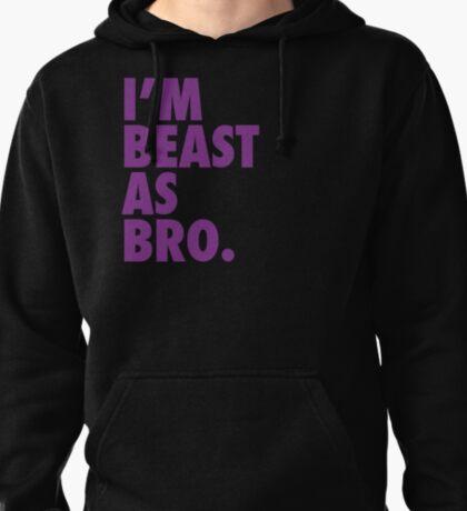 Beast As Bro (Purple) T-Shirt
