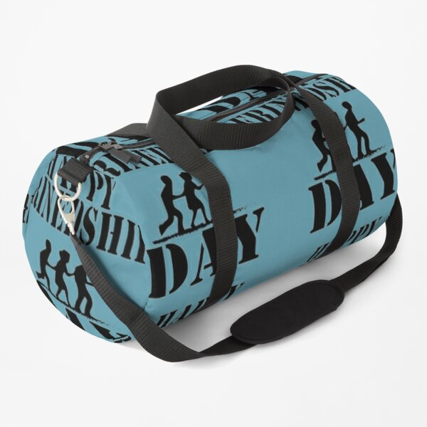 What's The Date Today It's International Day Of Friendship WooW Funny T-Shirt Gift For International Lovers Day  Duffle Bag