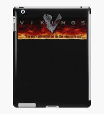 Vikings Tv Shows iPad Case/Skin