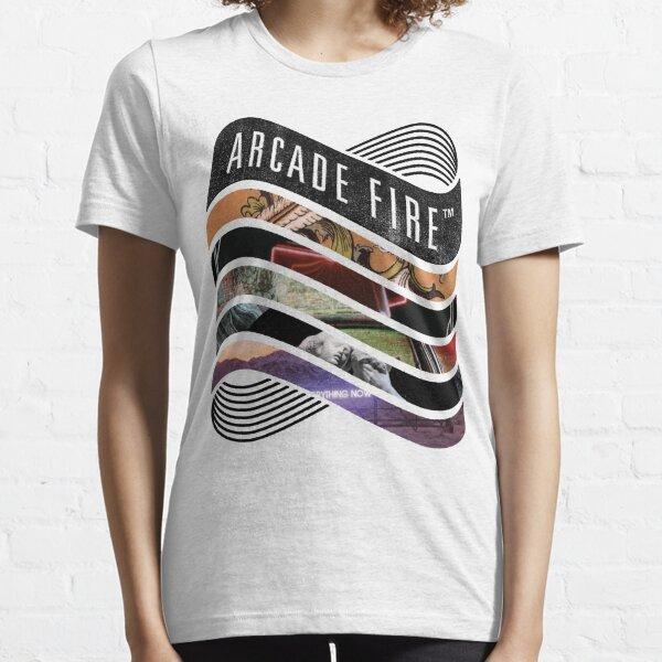 Arcade Fire - Discografía Camiseta esencial