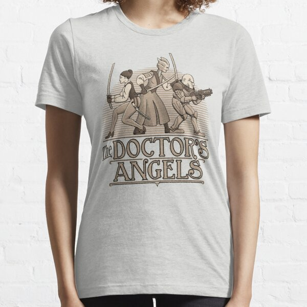 The Doctor's Angels Essential T-Shirt