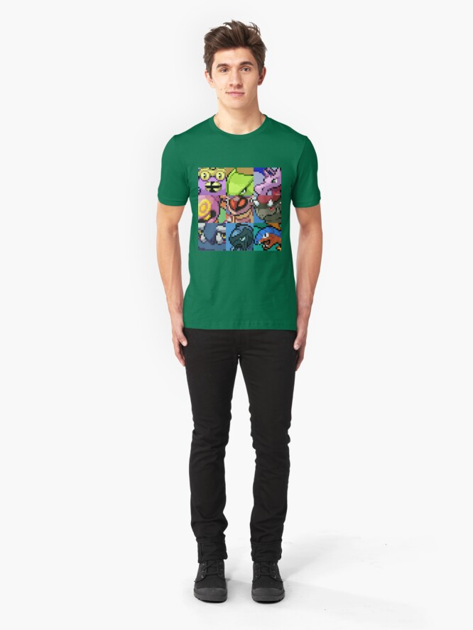 Alternate view of Fossil Warhol Slim Fit T-Shirt