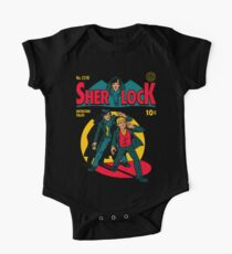 Sherlock Comic One Piece - Short Sleeve