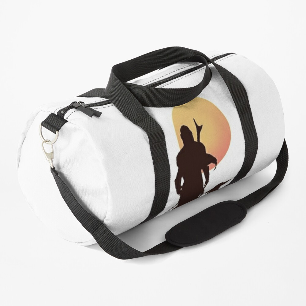 This is The Way  Duffle Bag