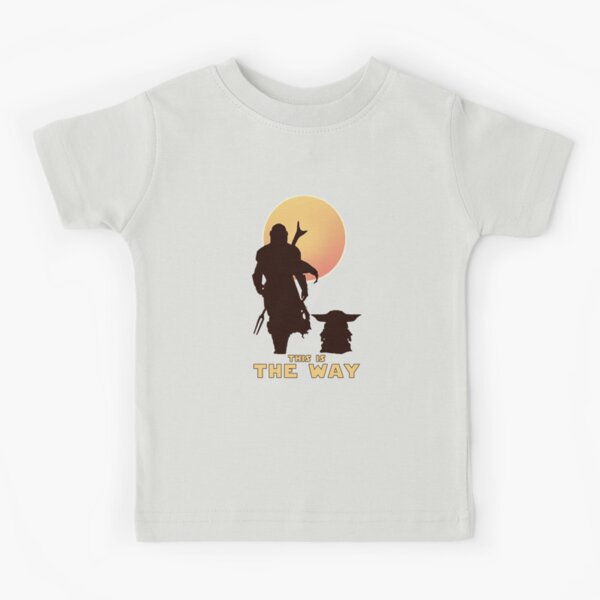 This is The Way  Kids T-Shirt