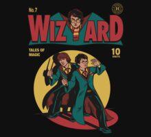 Wizard Comic | Unisex T-Shirt