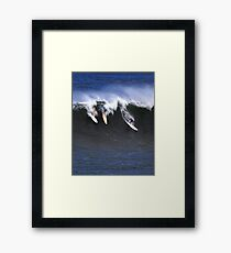 The Art Of Surfing In Hawaii 21 Framed Print