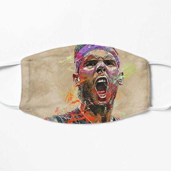 Rafael Nadal Artwork Paint Mask