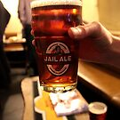 Jail Ale at the Dolphin Inn, Plymouth by rsangsterkelly