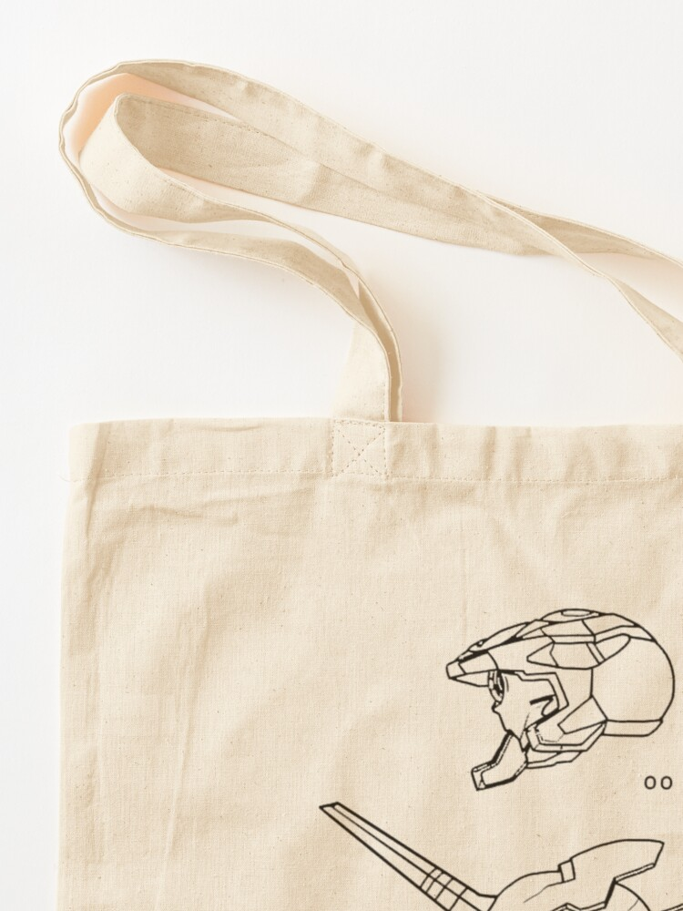Alternate view of Eva Units  Tote Bag