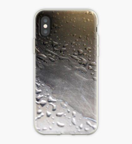 Wet Steel iPhone Case