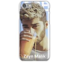 fader zayn iPhone Case/Skin