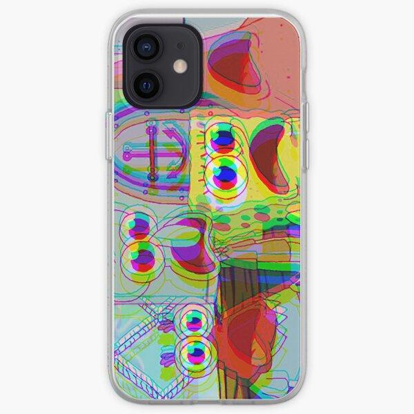 Spongebob 3D iPhone Soft Case