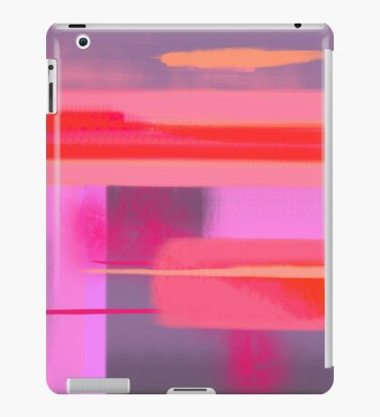 Sad at sunset iPad Case/Skin
