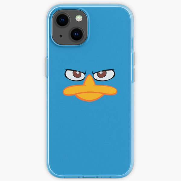 He's Perry, Perry the Platypus iPhone Soft Case