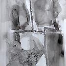 Untitled 5- Paper Round Series by Richard Sunderland