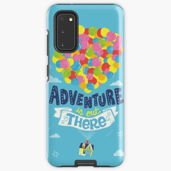 Adventure is out there Samsung Galaxy Tough Case