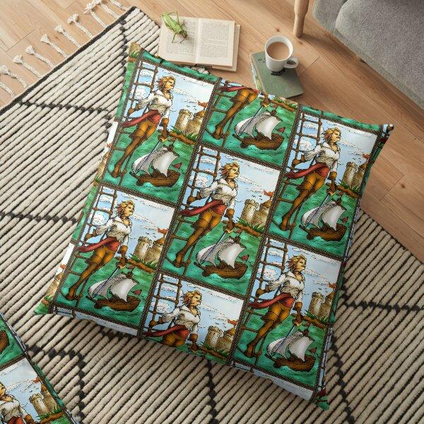 Swashbuckler Floor Pillow