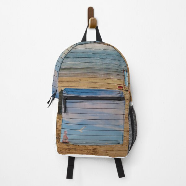 Oh I Do Like To Be Beside The Seaside  Backpack