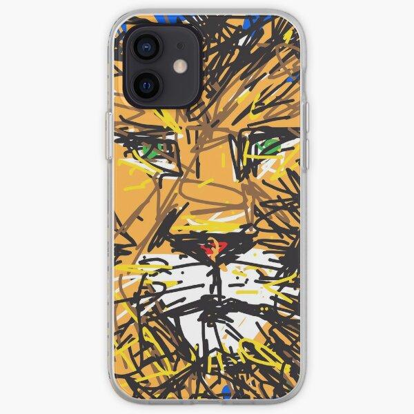 Lion iPhone Soft Case