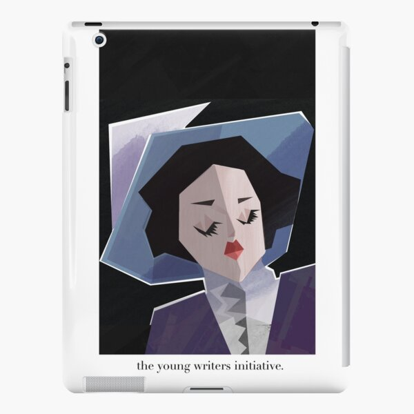 DESOLATE- The Young Writers Initiative iPad Snap Case