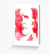 agent coulson Greeting Card