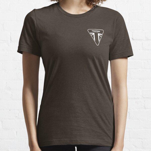 Patch Triumph Rider Essential T-Shirt