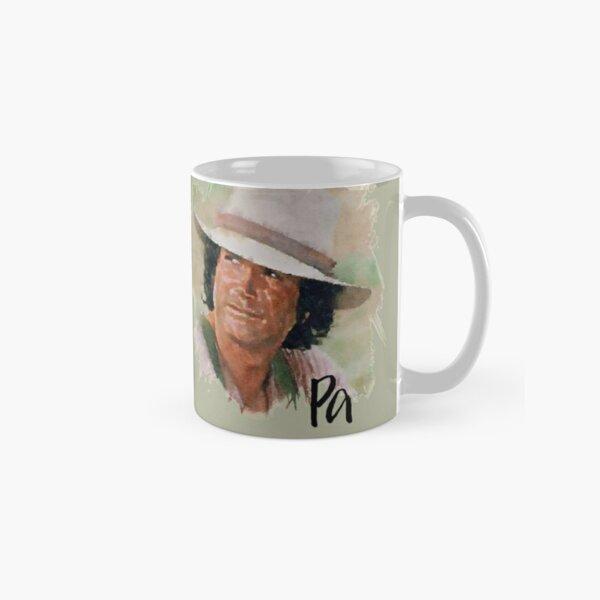 Pa Ingalls Petite maison dans la prairie Mug classique