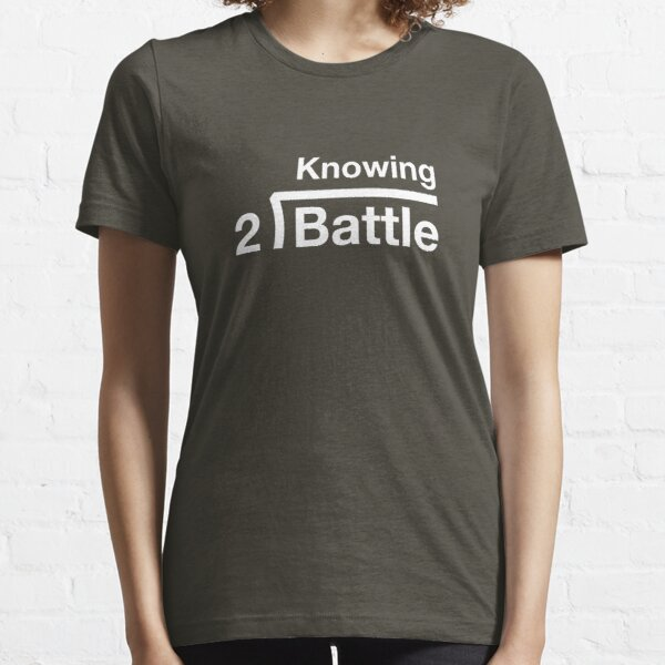GI Joe: Knowing is half the battle (army green drab) Essential T-Shirt